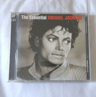 The Essential Michael Jackson 2 CD Epic / Bad