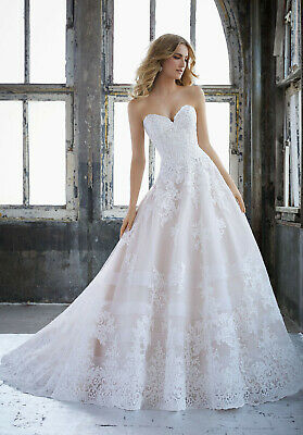 17aac92f433e Brand New Mori Lee Kimberley Sweetheart Neckline Gown Style 8211 ~free  shipping~