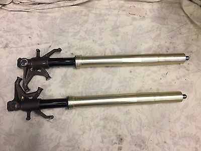Kawasaki Zx6r Forks From A 2005 Model