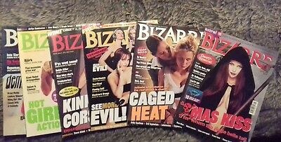 Selection Of Early Bizzare Magazines
