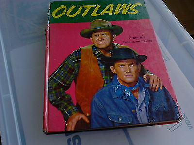 Vintage Outlaws Western Tv Series Annual