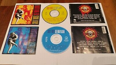 Guns N Roses CD's x 2 (Use Your Illusion 1 & 2)