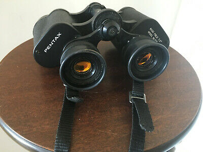 Vintage Pentax 8 x 30 Binoculars Made in Japan Model No.571