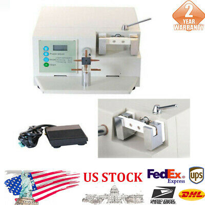 110V 60HZ Dental Spot Welder 2000W Generic HL-WDIII Pulse Spot Welding 0.2~1.8MM