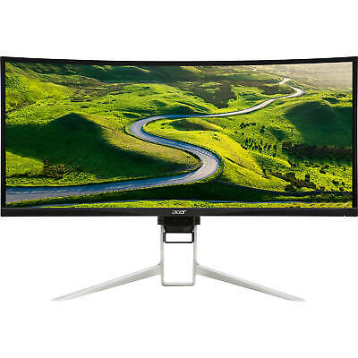 "Acer Widescreen Monitor 37.5"" 21:9 1ms 75hz UW-QHD+ (3840 x 1600)"