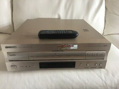 PIONEER DVL-909 HighEnd Laserdisc Player / DVD-Player inkl. FB, 2 JAHRE GARANTIE