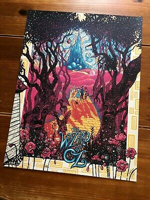 """Wizard Of Oz"" Artist-James Eads (Variant) Edition! Artist Signed! $90 Obo!!"