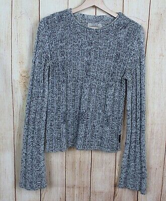 1713b7d9ee6 Pull Femme - Armani Jeans - Taille M - Made IN Italy - WOMAN S Pull