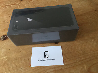 NEW SEALED Apple iPhone 8 PLUS 64GB A1897 SPACE GREY (UNLOCKED) 1 YEAR WARRANTY
