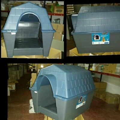 Caseta Perros Grande/Big Dog House