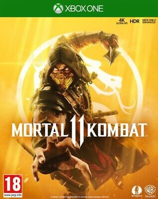 Mortal Kombat 11 Xbox One (leggi inserzione/read description)