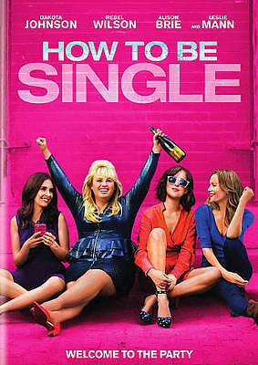 How To Be Single (DVD) *DISC ONLY*