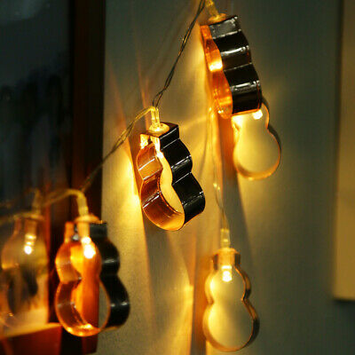 Battery Power Metal/Wooden String Fairy Light for Christmas Party Wedding Decor