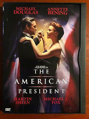 The American President (DVD, 1995) - F0428