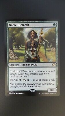Modern Masters 2015 ** Noble Hierarch (NM!) ** Mtg Magic (Multiple Available)