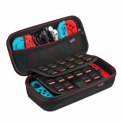 Keten Carry Case for Nintendo Switch Protective Portable Travel Pouch Shell
