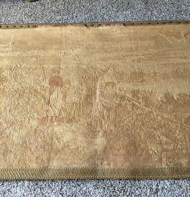 Antique French Tapestry Signed 'd'apres Ridgway Knight' Painting - Very Nice