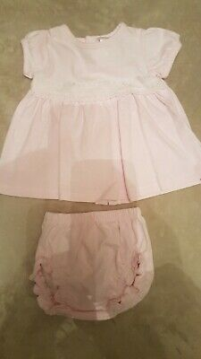 Tutto Piccolo baby girls 2 piece outfit 6mths