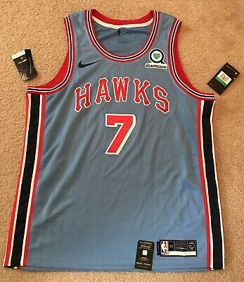 the latest 760a5 f2504 RARE NIKE ATLANTA Hawks Jeremy Lin Swingman Jersey XL retro, Hardwood  Classic