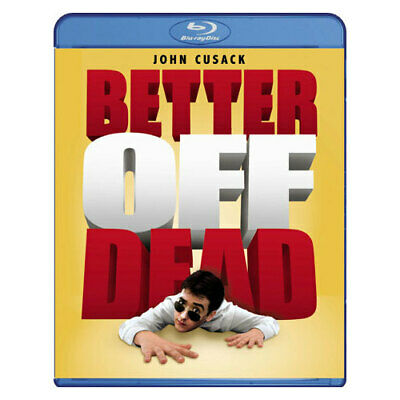 Paramount - Uni Dist Corp Br145224 Better Off Dead (Blu Ray)