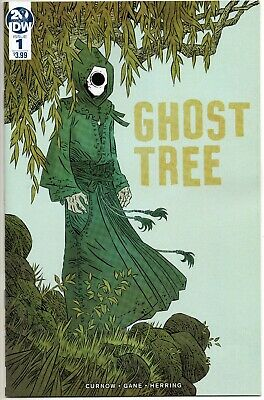 GHOST TREE #1 / 1st Print / IDW Publishing NM / HTF Horror Indy Comic