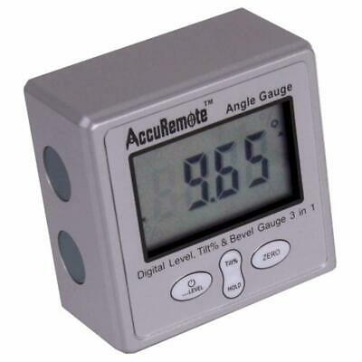 AccuRemote Digital Electronic Magnetic Angle Gage Level Protractor Bevel Gauge