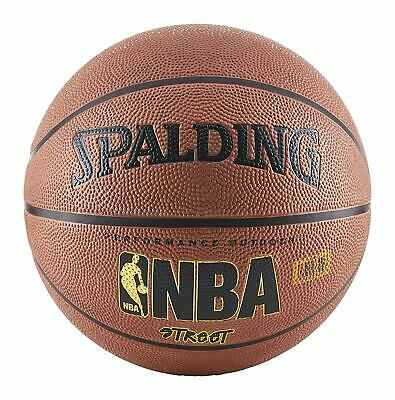 Basketball Spalding NBA Street Official Size 7 Outdoor Indoor Game Leather Ball