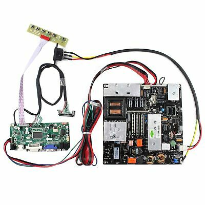 "For 42"" LC420EUN 1920x1080 LCD Screen With Power Supply Board HDMI DVI VGA Board"
