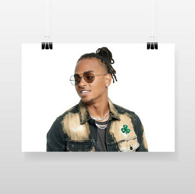 New Ozuna Custom Silk Poster Wall Decor