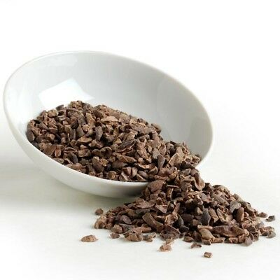Cacao Cocao Coco Nibs Raw Peruvian Organic Superfood Grade A Premium Quality,