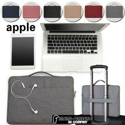 "Funda Portátil Funda Bolso para 11 12"" 13"" 15"" Apple Macbook Air / pro / Retina"