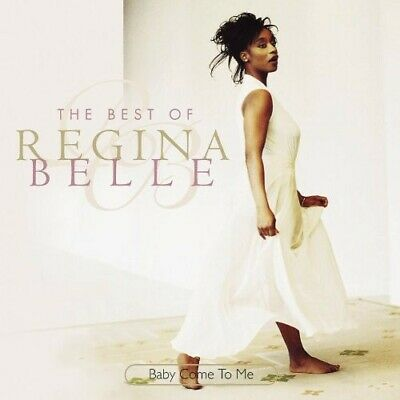 Baby Come to Me: The Best of Regina Belle (CD, Nov-1997, Columbia) *NEW*