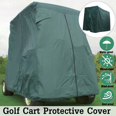 Golf Buggy Cart Cover Waterproof Dust-proof UV Protect 2 year warranty