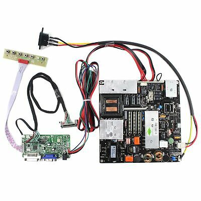 "For 42"" LC420EUN 1920x1080 LCD Screen With Power Supply Board DVI VGA Board"