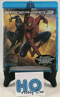 BLU-RAY - Spider Man 3 - MARVEL - Comme NEUF