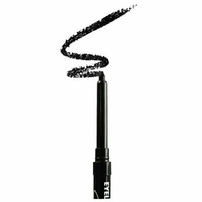 Crayon yeux LETICIA WELL eyeliner rétractable gras NOIR maquillage yeux