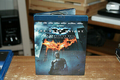 Batman The Dark Knight Steelbook Blu-ray