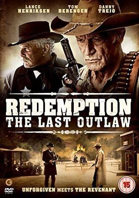 Redemption: The Last Outlaw [DVD] With Slip cover