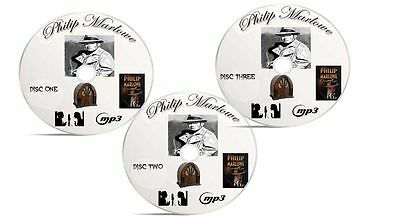 Philip Marlowe Old Time Radio Shows 105 Episodes In MP3 Audio Format on 3CDs-OTR