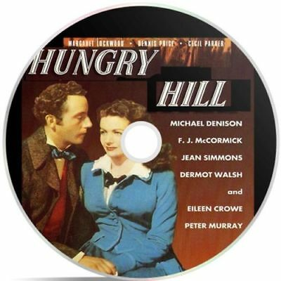 Hungry Hill-Michael Denison (1947) Public Domain Movie In Black And White
