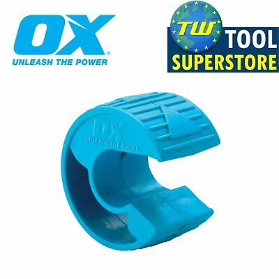 OX Tools 55mm Pro POLYZIP Fast Cut Plastic Pipe Slicing Cutters - OX-P562255