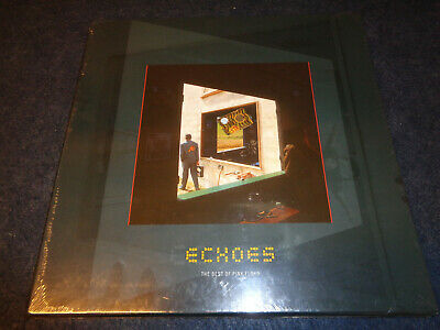 Pink Floyd-Echoes - The Best Of - 4 Lp - Box Set- Sealed - O17 - Flg