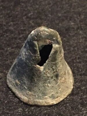 ancient roman artifacts, Ancient Celtic Bronze Bell Proto Money. 600-500 Century