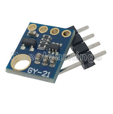 NEW Si7021 Industrial High Precision Humidity Sensor I2C Interface for Arduino