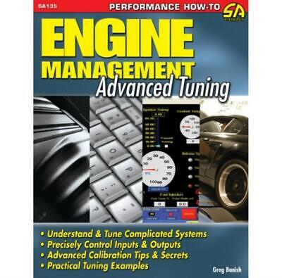 Advanced Engine Management Tuning Manual EFI MAP Guide New Book