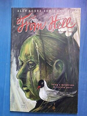 From Hell - Volume 2 Alan Moore / Eddie Campbell TPB