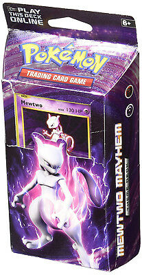 "Pokemon XY12 ""Evolutions"" Theme Deck - MewTwo Mayhem (English)"