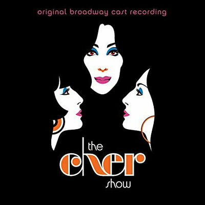 The Cher Show (Original Broadway Cast Recording) CD Released 10/05/2019