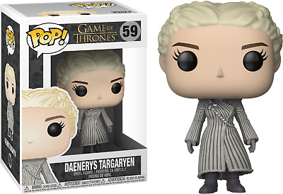 FUNKO POP! Game of Thrones - Daenerys Targaryen in White Coat