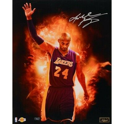 d0e18e4eef32 Kobe Bryant Autographed Signed 16 x 20 Panini PSA DNA Photo Limited Edition  7